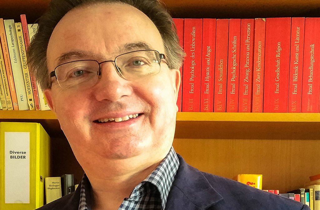 Gregor Heise im Interview: Die PSI-Theorie